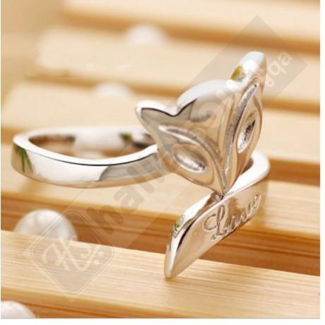 DA 001 Deeana 925 Silver Ring 4 pcs @ 99 QAR