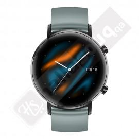 Huawei Watch GT 2 (42 mm) Smartwatch - Lake Cyan