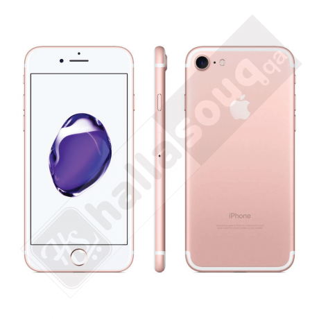 Apple iPhone 7 with FaceTime (2GB RAM, 32GB Storage) - Rose Gold