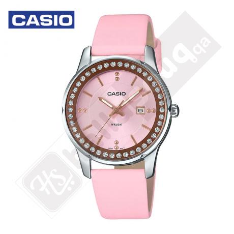 Casio LTP-1358L-4A2 Womens Watch - Pink