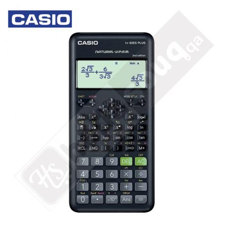 Casio FX-82ES-Plus-2nd Edition Scientific Calculator